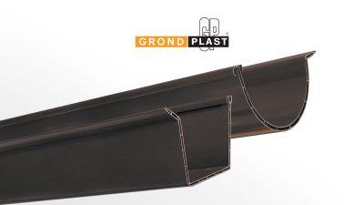 Gronda in PVC Doppia parete