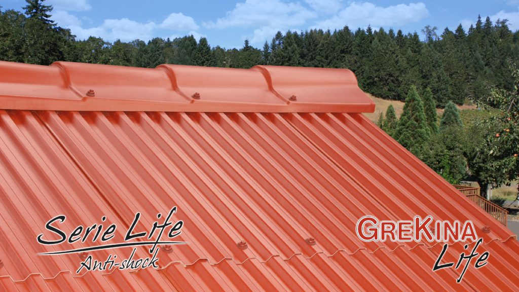 Lastra di copertura Grekina Life