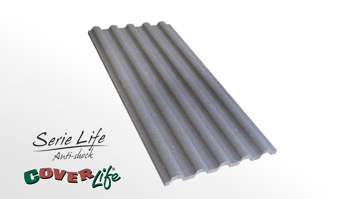 Pannello in isopolistirene per lastra Coppo XL e Coppo-Life