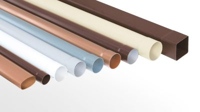 Tubi Pluviali in PVC